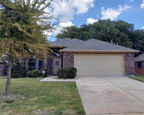 2147 Oakridge Drive, Little Elm, TX 75068 (MLS #14677408) :: Feller Realty