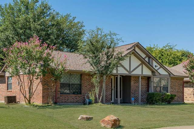 2612 Red River Street, Mesquite, TX 75150 (MLS #14677420) :: Real Estate By Design