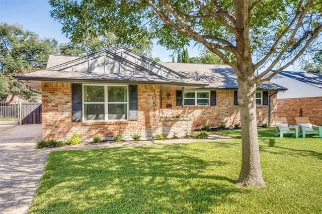 10549 Chesterton Drive, Dallas, TX 75238 (MLS #14677427) :: The Chad Smith Team