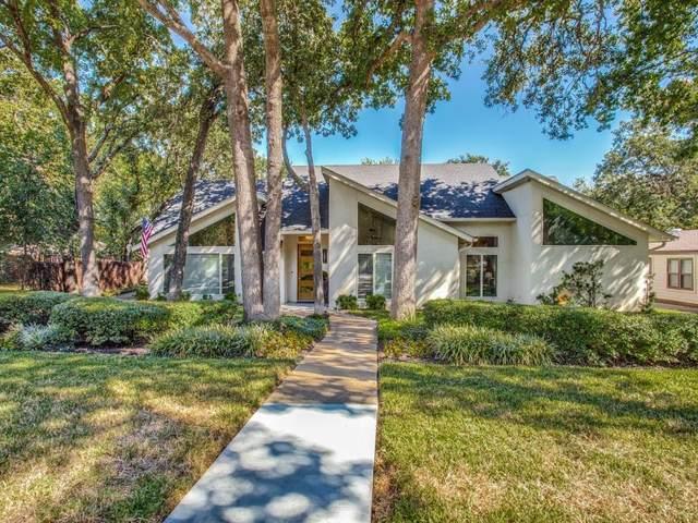 2838 N Creekwood Drive, Grapevine, TX 76051 (MLS #14677453) :: RE/MAX Pinnacle Group REALTORS