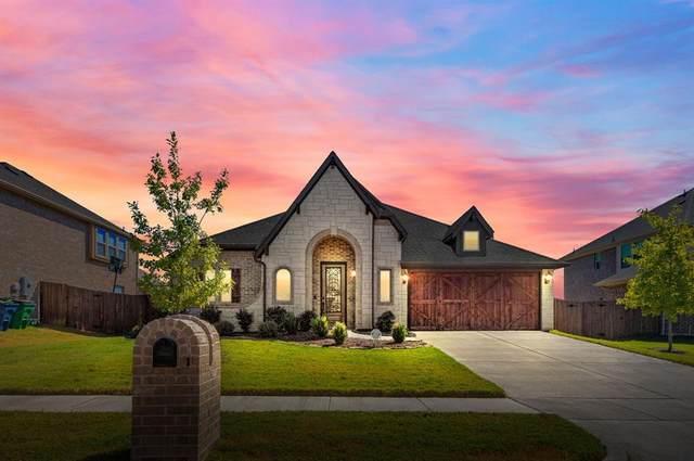 1104 Autumn Trail, Waxahachie, TX 75165 (MLS #14677457) :: The Hornburg Real Estate Group