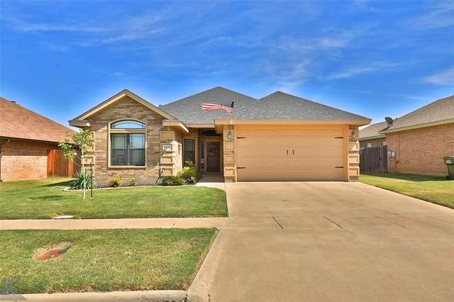 5109 Spring Creek Road, Abilene, TX 79602 (MLS #14677463) :: Trinity Premier Properties