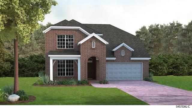 9601 Blue Stem Lane, Little Elm, TX 75068 (MLS #14677485) :: Feller Realty