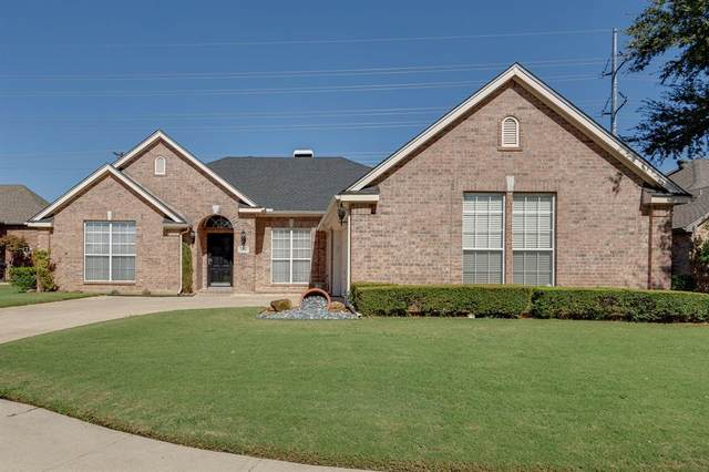 2045 Fair Oaks Circle, Corinth, TX 76210 (MLS #14677486) :: Real Estate By Design