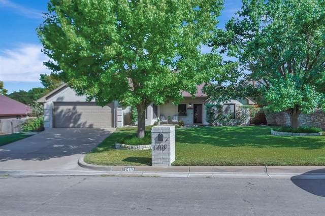 1410 Westwood Drive, Weatherford, TX 76086 (MLS #14677490) :: Texas Lifestyles Group at Keller Williams Realty