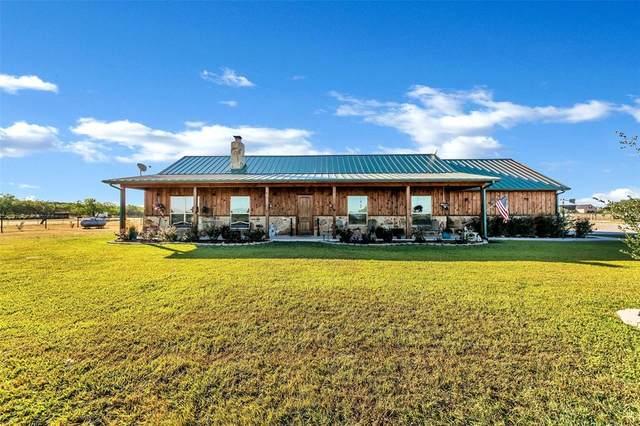 5807 S Fm 113, Millsap, TX 76066 (MLS #14677492) :: Craig Properties Group