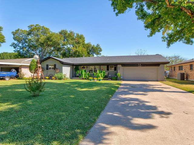 1115 Sheridan Lane, Cleburne, TX 76033 (MLS #14677495) :: The Rhodes Team