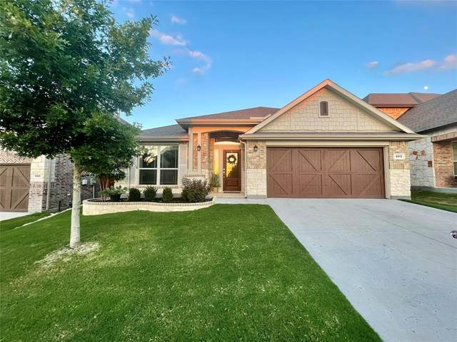 5513 Annie Creek Road, Fort Worth, TX 76126 (MLS #14677506) :: All Cities USA Realty