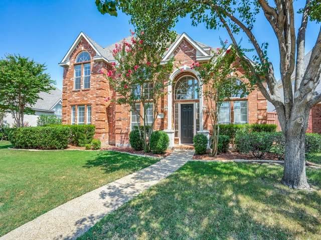 5925 Hempstead Drive, Plano, TX 75093 (MLS #14677514) :: Feller Realty