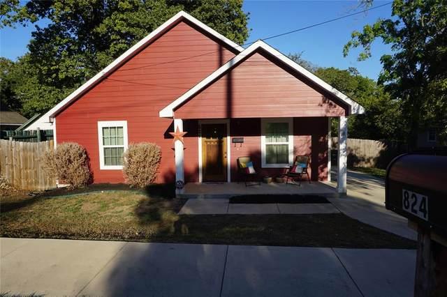 824 Springer Avenue, Fort Worth, TX 76114 (MLS #14677515) :: Real Estate By Design