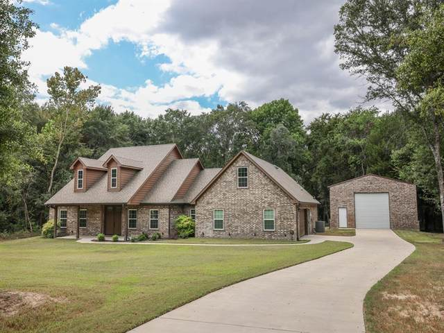 2033 Canyon Lake Road, Wills Point, TX 75169 (MLS #14677521) :: Russell Realty Group