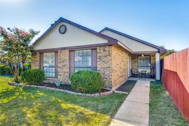 1736 Wheatfield Drive, Mesquite, TX 75149 (MLS #14677534) :: Front Real Estate Co.