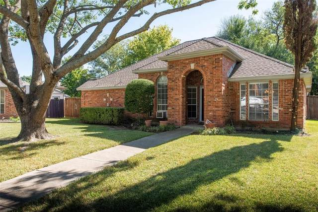 24 Heritage Way, Allen, TX 75002 (MLS #14677537) :: Frankie Arthur Real Estate