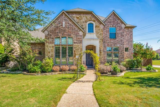 10015 Bowling Green Drive, Frisco, TX 75035 (MLS #14677539) :: Russell Realty Group