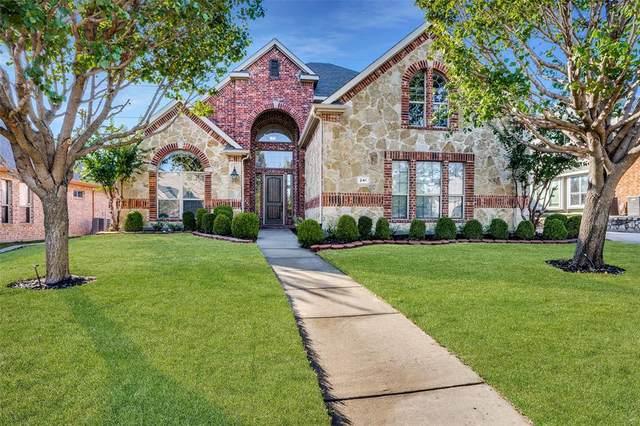 241 Chapel Hill Drive, Prosper, TX 75078 (MLS #14677541) :: Russell Realty Group