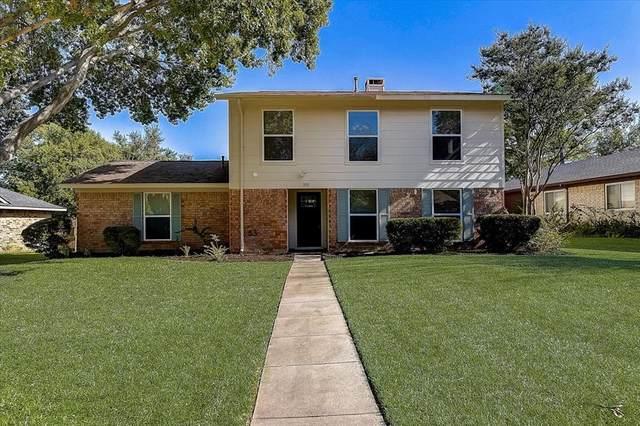 1810 Tucson Drive, Lewisville, TX 75077 (MLS #14677557) :: The Rhodes Team