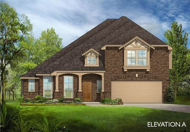 2601 Gabler Drive, Mansfield, TX 76084 (MLS #14677568) :: The Chad Smith Team