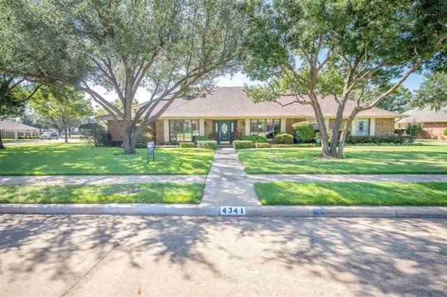 4341 Chelsea Drive, Wichita Falls, TX 76309 (MLS #14677572) :: Real Estate By Design