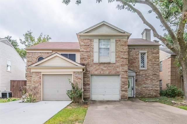 1516 Maybrook Court, Arlington, TX 76014 (MLS #14677579) :: 1st Choice Realty
