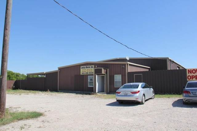 9415 E Highway 175, Kemp, TX 75143 (MLS #14677581) :: Trinity Premier Properties