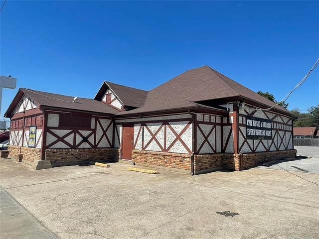6825 E Lancaster Avenue E, Fort Worth, TX 76112 (MLS #14677583) :: All Cities USA Realty