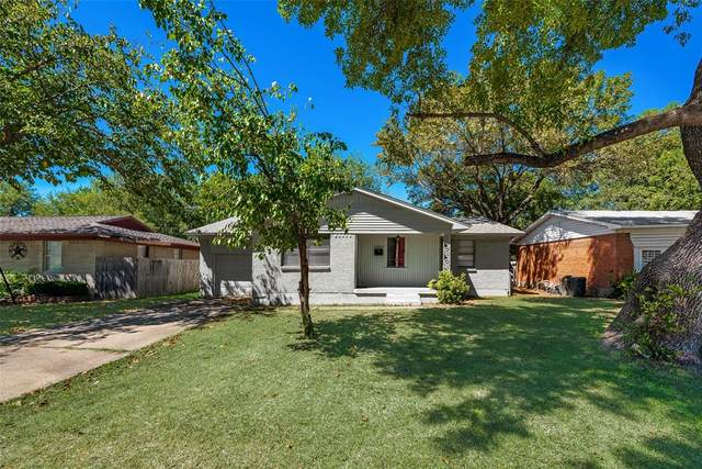 1519 Andrew Street, Mesquite, TX 75149 (MLS #14677586) :: Epic Direct Realty