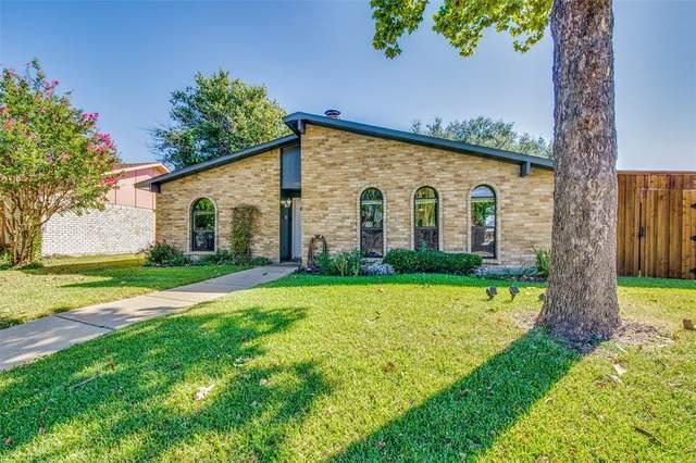 5813 Magnolia Lane, Rowlett, TX 75089 (MLS #14677595) :: Trinity Premier Properties