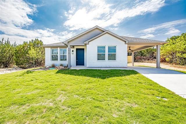2807 Steepleridge, Granbury, TX 76048 (MLS #14677614) :: Lisa Birdsong Group | Compass