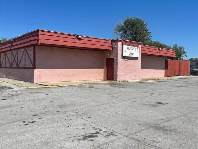 6801 E Lancaster Avenue E, Fort Worth, TX 76112 (MLS #14677644) :: All Cities USA Realty