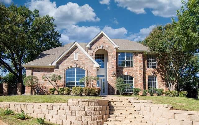 8559 Shadybrooke Court, North Richland Hills, TX 76182 (MLS #14677657) :: The Hornburg Real Estate Group