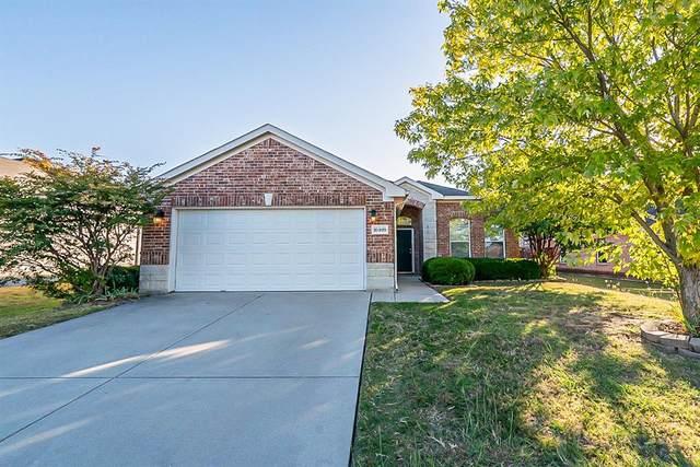 10409 Trevino Lane, Benbrook, TX 76126 (MLS #14677669) :: The Hornburg Real Estate Group