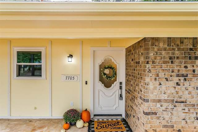 7705 Hightower Drive, North Richland Hills, TX 76182 (MLS #14677690) :: Lisa Birdsong Group | Compass