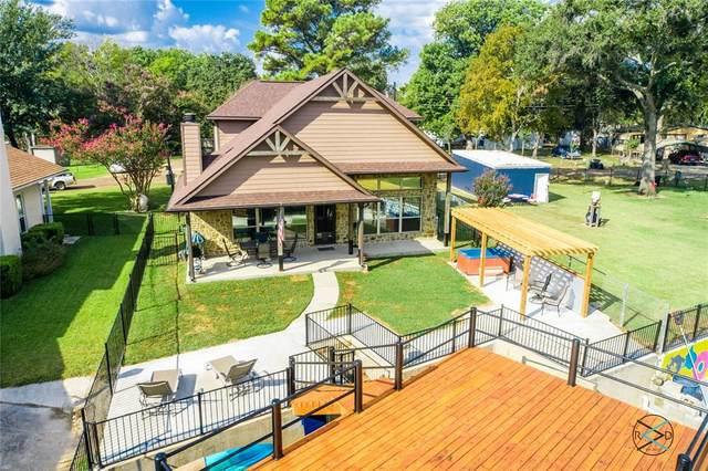 156 Palisade Drive, Gun Barrel City, TX 75156 (MLS #14677703) :: Real Estate By Design