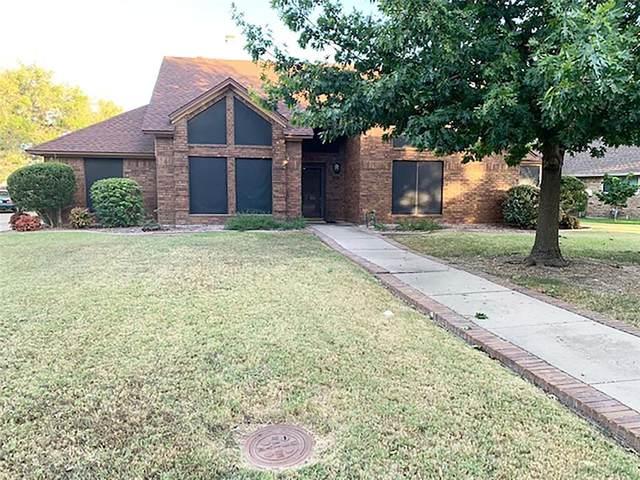 3300 Broken Bow Street, Denton, TX 76209 (MLS #14677706) :: The Mike Farish Group