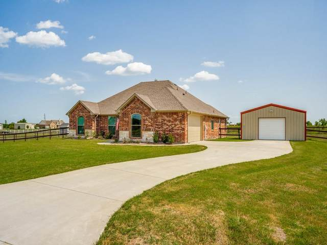 3381 County Road 2152, Caddo Mills, TX 75135 (MLS #14677712) :: United Real Estate