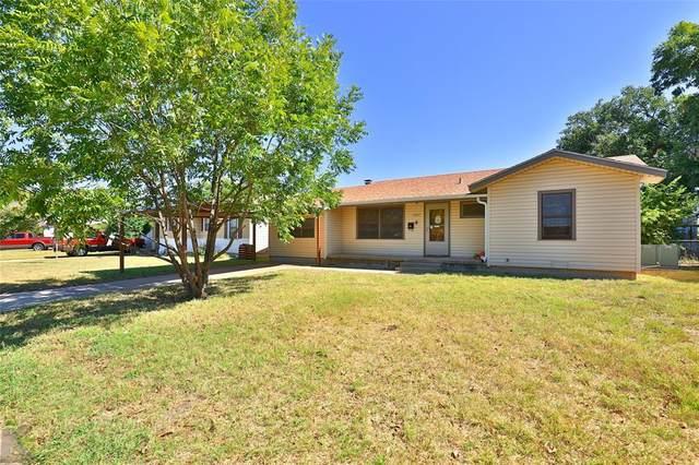 1849 Poplar Street, Abilene, TX 79602 (MLS #14677716) :: Lisa Birdsong Group   Compass