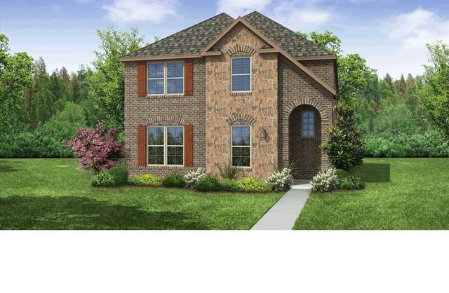 1108 Milfoil Drive, Fort Worth, TX 76247 (MLS #14677720) :: Feller Realty