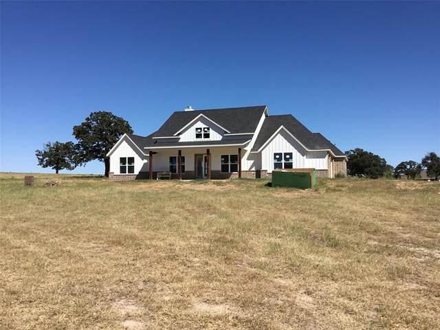 1520 Turpin Lake Road, Poolville, TX 76487 (MLS #14677722) :: Frankie Arthur Real Estate