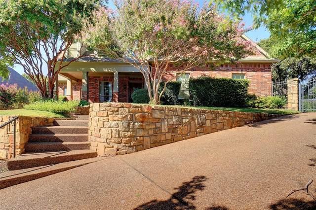4001 Harvestwood Court, Grapevine, TX 76051 (MLS #14677744) :: RE/MAX Pinnacle Group REALTORS
