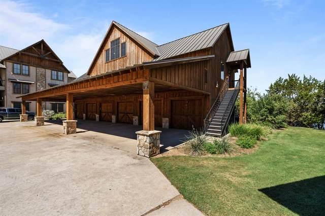 2500 Century Oak Drive #501, Graford, TX 76449 (MLS #14677782) :: Frankie Arthur Real Estate