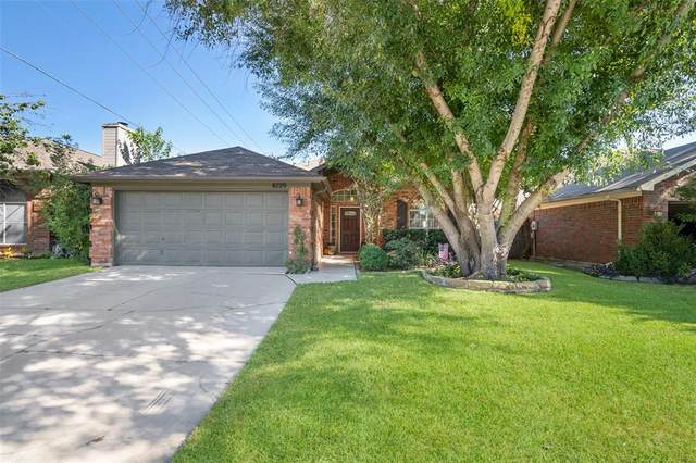 8729 Pedernales Trail, Fort Worth, TX 76118 (MLS #14677798) :: RE/MAX Pinnacle Group REALTORS