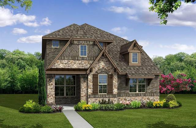 1100 Milfoil Drive, Fort Worth, TX 76247 (MLS #14677810) :: Real Estate By Design