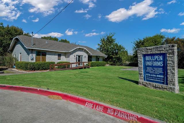 526 E State Highway 66, Royse City, TX 75189 (MLS #14677811) :: All Cities USA Realty