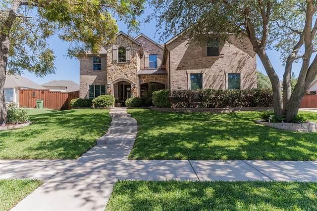 428 Creekside Drive, Murphy, TX 75094 (MLS #14677813) :: The Mike Farish Group