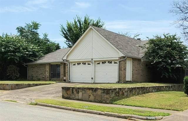 3404 Vine Ridge, Bedford, TX 76021 (MLS #14677818) :: Front Real Estate Co.