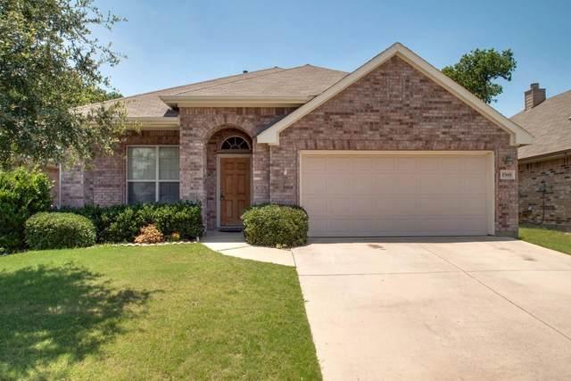 15601 Gatehouse Drive, Fort Worth, TX 76262 (MLS #14677828) :: Feller Realty