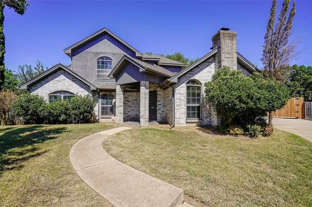 7021 Oakfield Corner Court, North Richland Hills, TX 76182 (MLS #14677844) :: Craig Properties Group