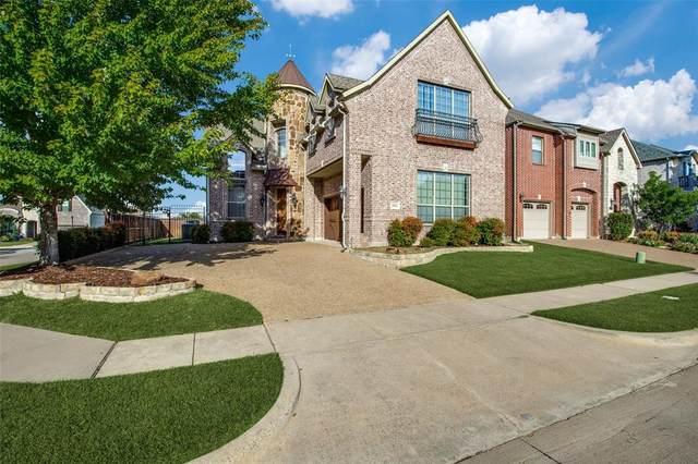 2801 White Dove Drive, Plano, TX 75093 (MLS #14677855) :: Craig Properties Group