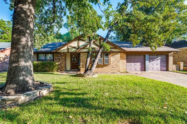 5809 Pleasant Wood Trail, Arlington, TX 76016 (MLS #14677861) :: The Chad Smith Team