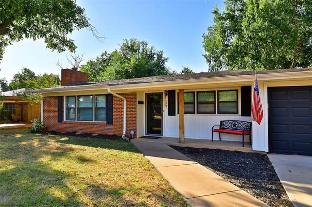 4257 Don Juan Street, Abilene, TX 79605 (MLS #14677913) :: Epic Direct Realty